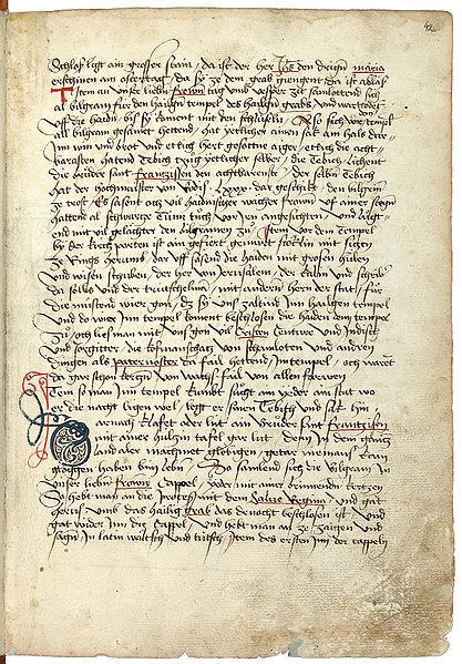 File:Konrad von Grünenberg - Beschreibung der Reise von Konstanz nach Jerusalem - Blatt 42r - 089.jpg