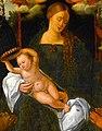 Kopie von Duerers Rosenkranzfest um 1606 - Madonna und Kind.jpg