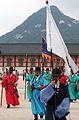Korea Gyeongbokgung Guard 11.jpg