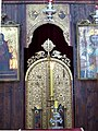 Kotor St Luka - Ikonostase 3 Königliche Tür.jpg