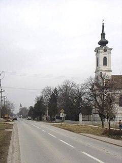 Kovilj Suburban settlement in South Bačka, Vojvodina, Serbia