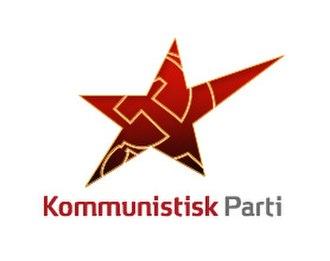 Communist Party (Denmark) - Image: Kp logo