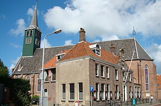 Krommenie - Image: Krommenie kerk