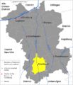 Krumbach in the district of Guenzburg english.png