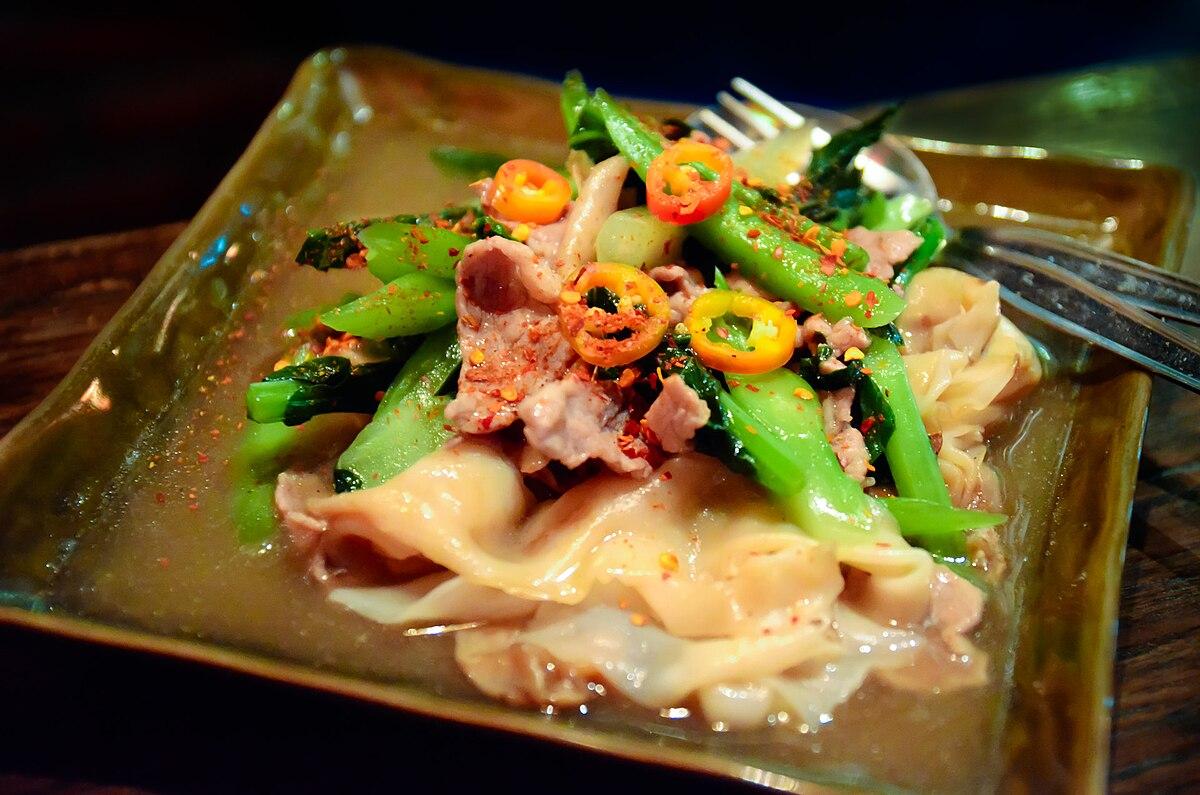 Rice And Noodles Kitchen Menu