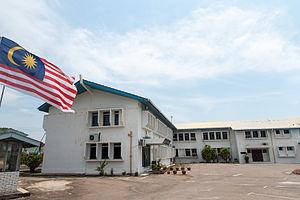 Kuala Penyu District - Kuala Penyu District office.