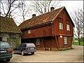 Kuldiga, Dwelling-house (XVIII century) - panoramio.jpg