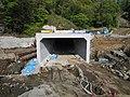 Kumeji No. 2 river tunnel under construction 2014-05.jpg