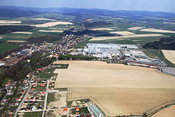 Kvasiny from air K1-1.jpg