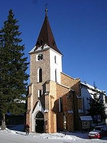 Kvilda, kostel svatého Štěpána.jpg