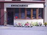 Kwiaciarnia w Mońkach (ul. Kościelna).JPG