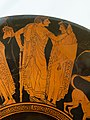 Kylix, Peithinos Painter, Vulci, 500 BC, Erotic Encounters, Antikensammlung Berlin, 141793.jpg