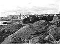 Läntinen Puistotie (Läntinen Kaivopuisto) 5 Taustalla vasemmalla Merisatama - N700 (hkm.HKMS000005-0000011f).jpg