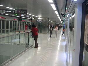 Gorg station - Image: L10 111