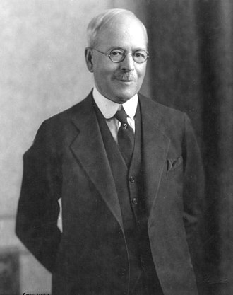 L. D. Taylor - Taylor in 1932 (aged 75)