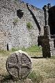 La Couvertoirade - Tombe.jpg