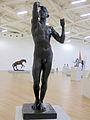 La Edad de Bronce (1875-1876) de Auguste Rodin en el Museo Soumaya.JPG
