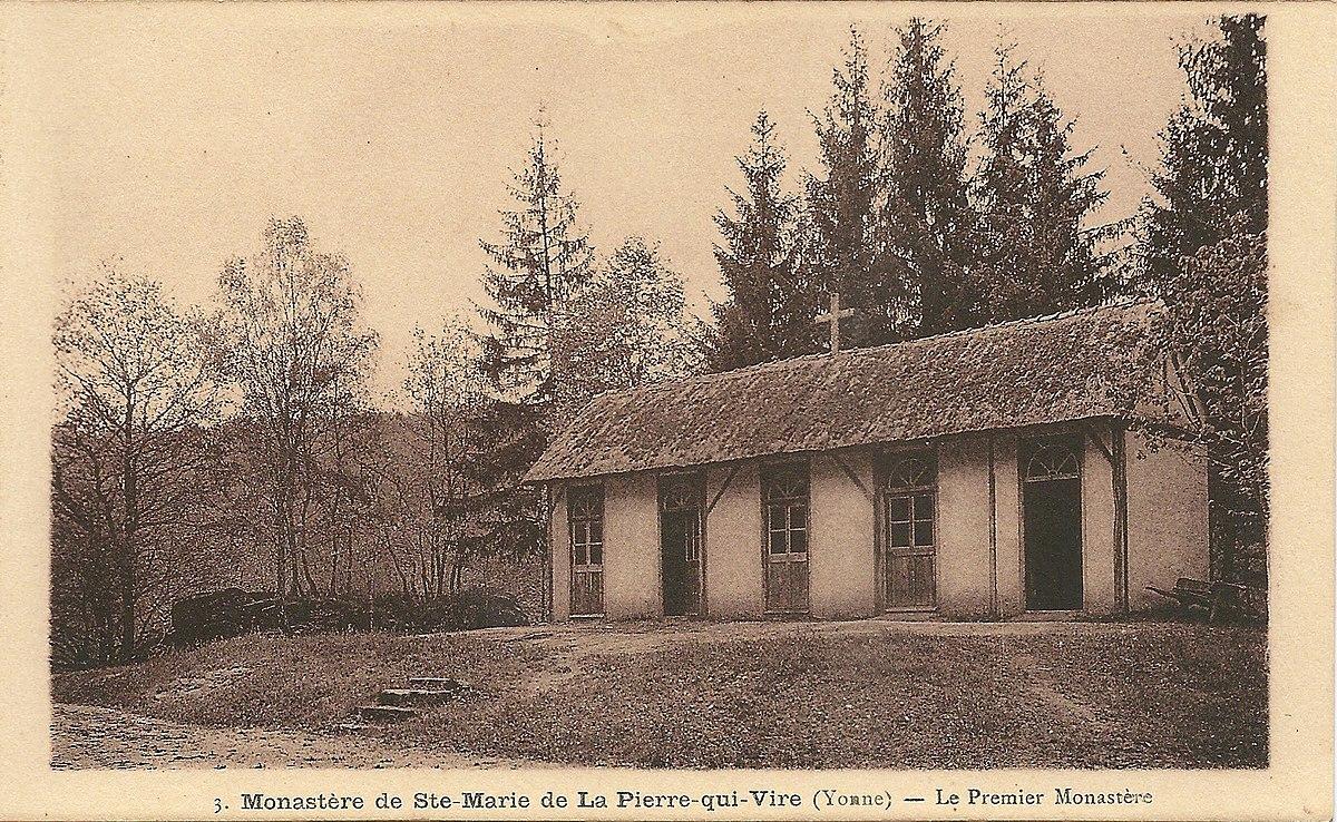 Pierre De L Yonne file:la pierre-qui-vire-fr-89-le monastère-12