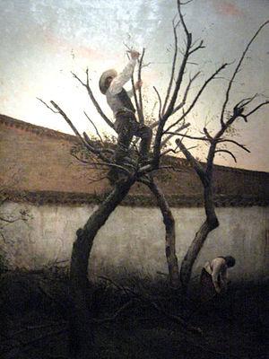 Celia Castro - The Pruning