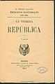 La Primera República 1911 Pérez Galdós.jpg