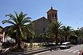 La Torre de Esteban Hambrán, Iglesia de Santa María Magdalena, Plaza de la Constitución.jpg