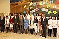La alcaldesa acompaña a los Reyes en el 40 aniversario de la Fundación Reina Sofía (03).jpg