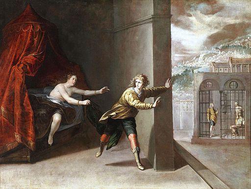 La castidad de José, de Antonio del Castillo (Museo del Prado)