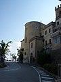 La chiesa di san Michele (retro) - Appignano del Tronto - panoramio.jpg