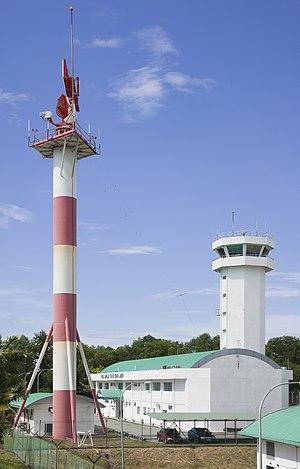 Labuan Airport - Labuan Airport Air Traffic Control Tower