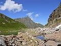 "Lac de Blantsin's sight toward ""Le Luisin"" - panoramio.jpg"