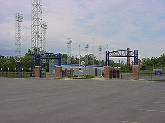 Lackawanna, New York - Image: Lackawanna Veterans Stadium 3
