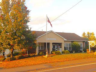 Laflin, Pennsylvania Borough in Pennsylvania, United States