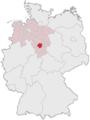 Lage des Landkreises Hildesheim in Deutschland.PNG