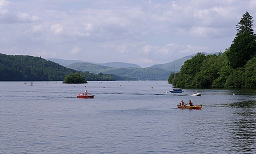Lake Windermere MMB A7 Bowness-on-Windermere