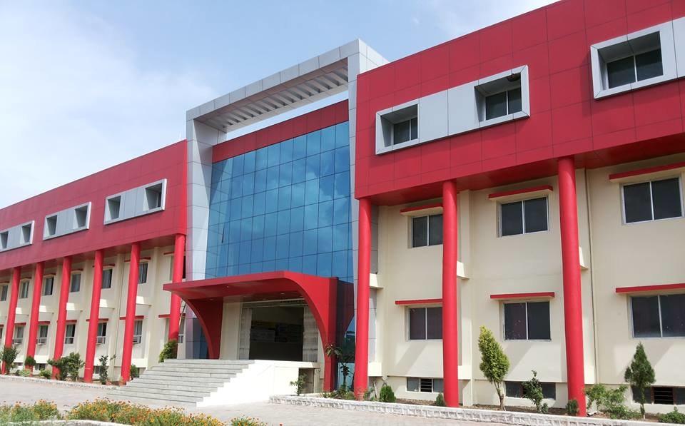 LNCT Jabalpur, a private institute