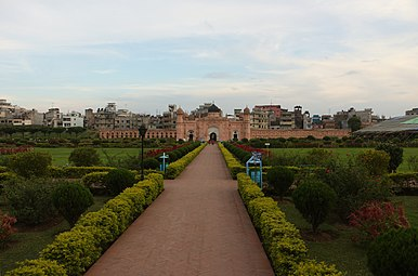 Lalbagh Fort Front View.jpg