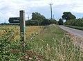 Lambert's Lane and junction of Elden's Lane track - geograph.org.uk - 889021.jpg