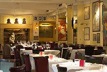 Langans Restaurant London
