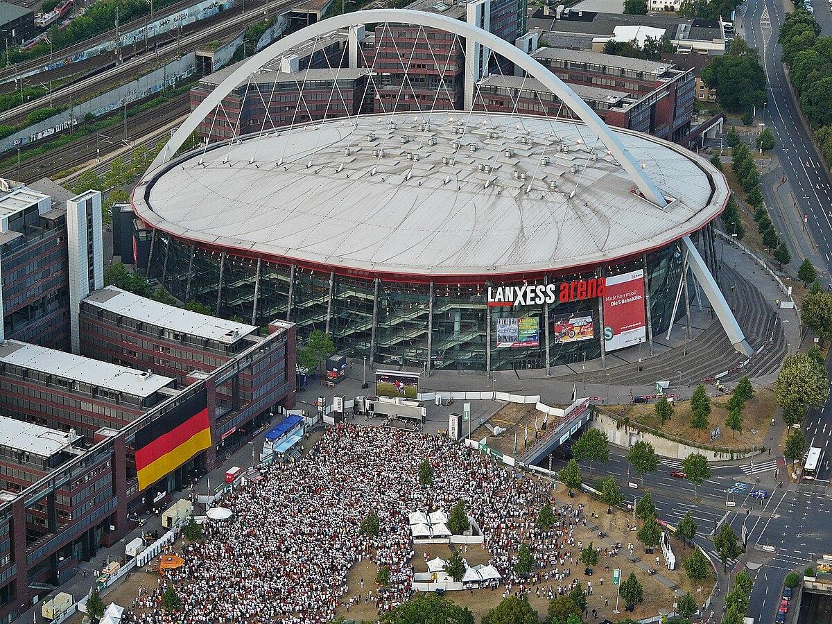 Kölle Singt Lanxess Arena