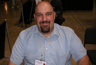 Larry Correia American fantasy writer