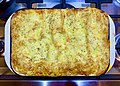 Lasagna bolognese dish with minced meat, Brisbane.jpg