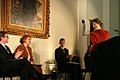 Laura Bush Gerry Kohler Preserve America History Teacher of the Year 20061005.jpg