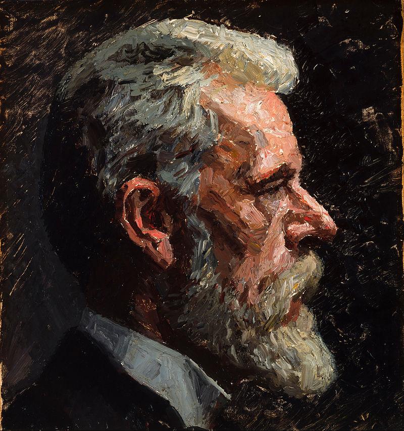 Laurits Tuxen - Автопортрет - Google Art Project.jpg