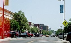 Lawrence ks zu Wichita ks