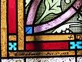 Le Baptême du Christ vitrail signé Emile Babouot Eglise de Colombey Les Deux Eglises.jpg