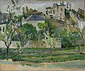 Le Jardin de Maubuisson, Pontoise, Paul Cezanne.jpg