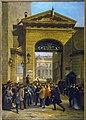 Lecture d'une dépêche à la Mairie du IXème arrondissement, 6, rue Drouot (19 janvier 1871).jpg