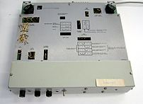 Legacy 2400 baud modem for leased lines. Proba...