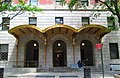 Lenox Hill Hospital Cohen Gallery entrance 125 East 76th Street.jpg