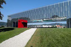Lentos Art Museum - Lentos Art Museum Linz